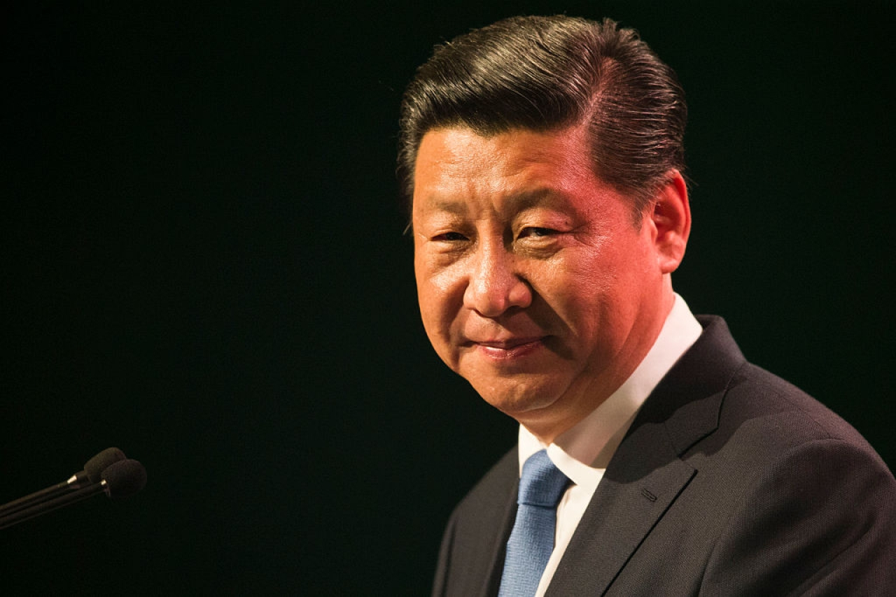 Chinese President Xi Jinping (Greg Bowker - Pool/Getty Images)