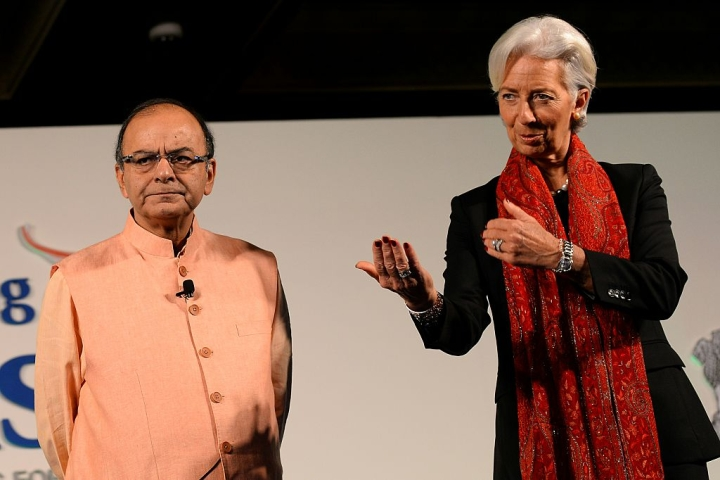 """IMF Lauds Modi Government For """"Right"""" Policies Aimed At Lowering India's Debt"""