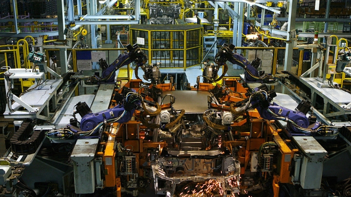 Morning Brief: Factory Activity Hits Five-Year High; Rs 10,000 Crore For Internal Security; Political Funding Clean-Up