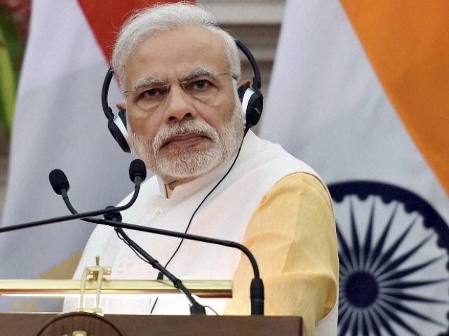 Prime Minister Modi ... far-sighted.