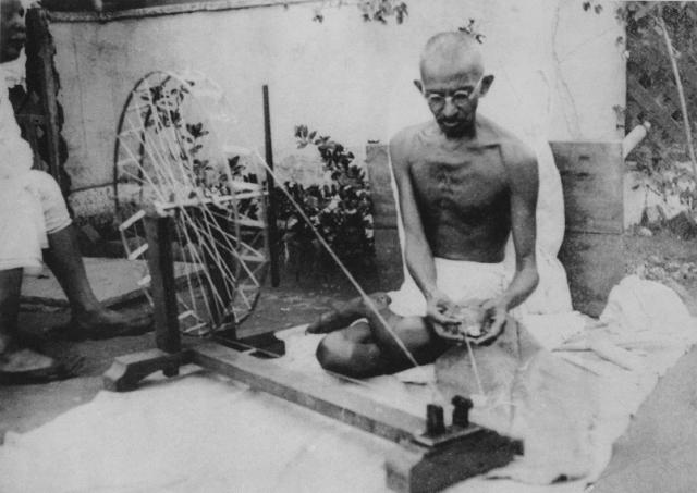 Gandhi And His Economics