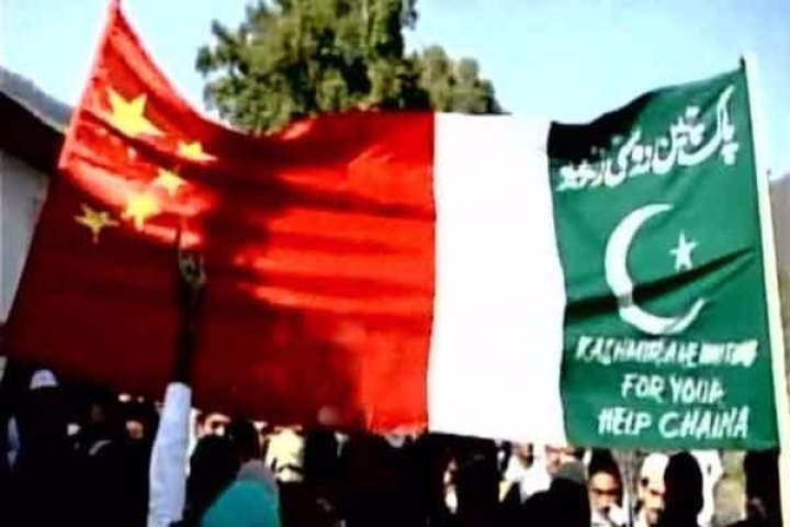How The Waving Of Chinese, Pakistani Flags On Indian Soil Reflects The New Kashmiri Narrative