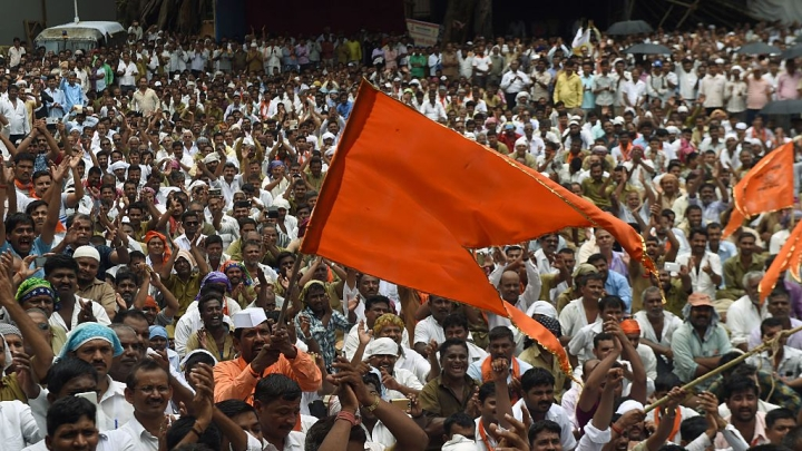 What Is Behind The Silence Underlying The Maratha Protests?