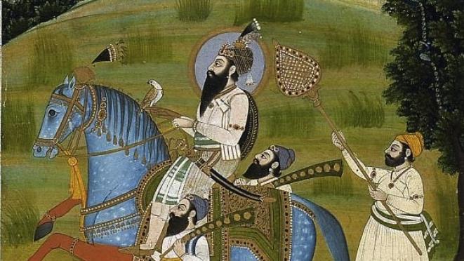 Guru Gobind Singh (Wikimedia Commons)