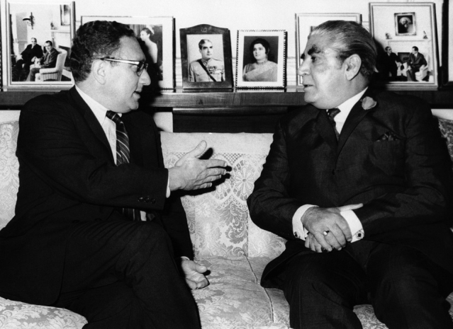 Henry  Kissinger Reveals Why The US Supported Pakistan In 1971