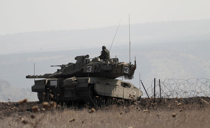 Four Islamic State Militants Killed In  Clashes With Israeli Forces Near Golan Heights