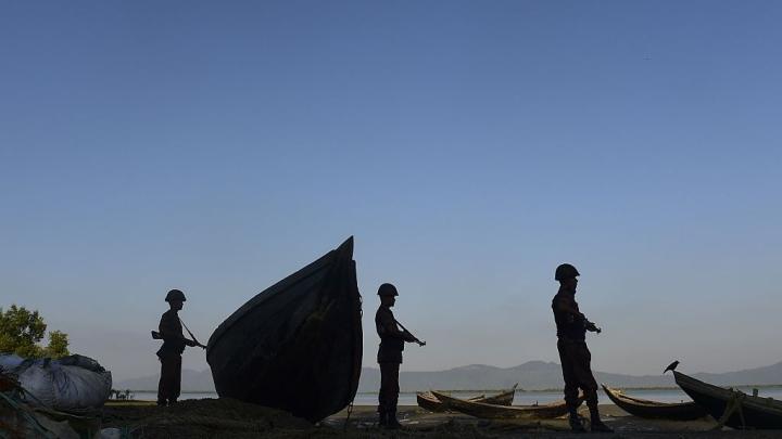 Bangladesh Pushes Back Against Rohingya Refugees Entering The Country