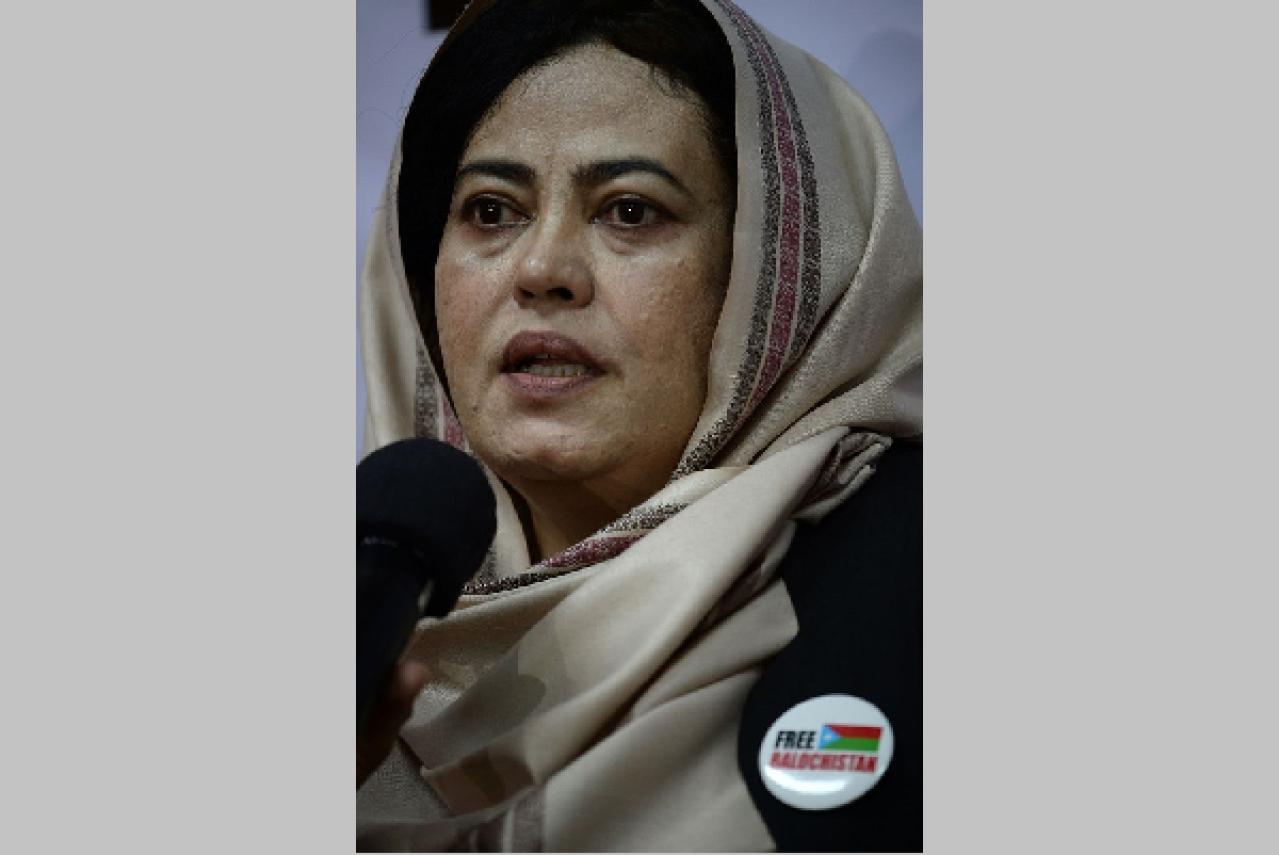 Naela Quadri Baloch (INDRANIL MUKHERJEE/AFP/Getty Images)