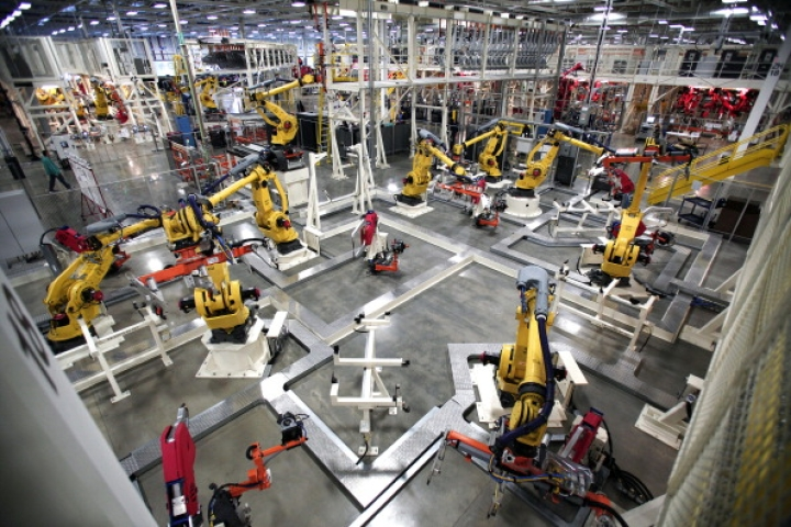 Less Work And More Wealth And Leisure: We Will Have Only Automation To Thank For