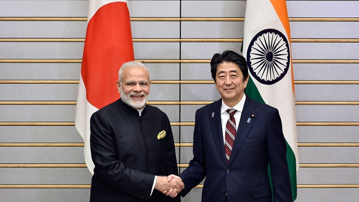 Shinzo Abe's India Visit May See Launch Of Asia Africa Growth Corridor Project