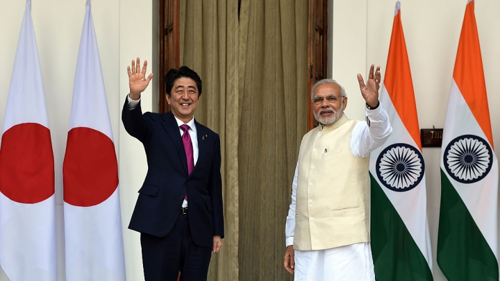 Morning Brief: India-Japan To Launch Asia-Africa Growth Corridor; UCC Report On Way; Ram Rahim Rape Verdict Today