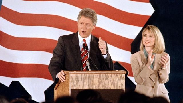 The First Reality-Show Presidency Began A Quarter-Century Ago