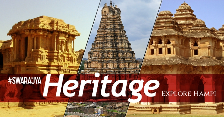 Swarajya Is Launching Heritage Tours: First Trip To Hampi In Partnership With Wanderfirst