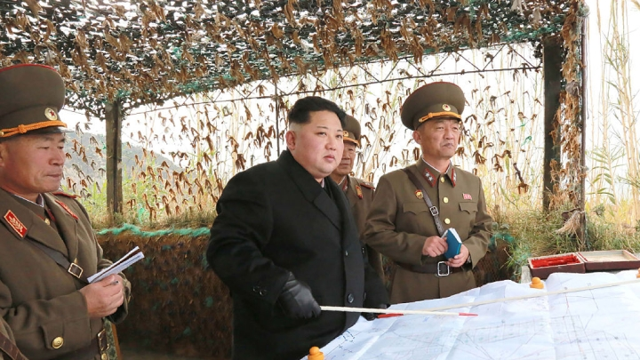 North Korea Accuses Its Southern Neighbour Of Aggravating The Conflict With Sanctions