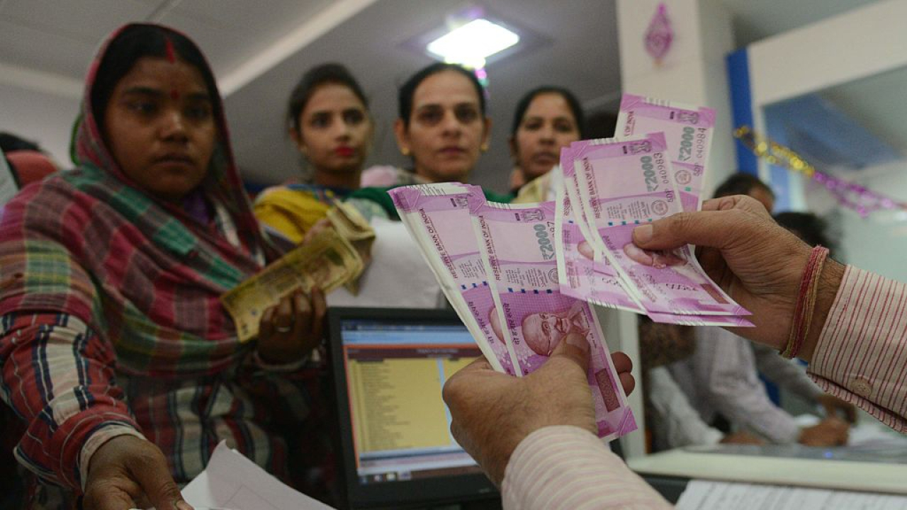 RBI Annual Report: Only Rs 16,000 Cr Didn't Return; Govt Spent Rs 8,000 Cr In Printing New Notes