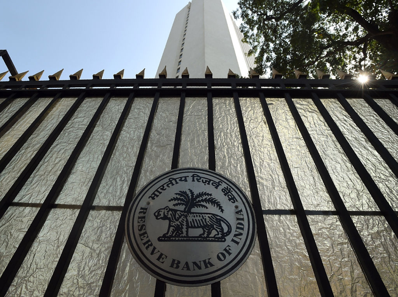The RBI headquarters in Mumbai. (GettyImages)