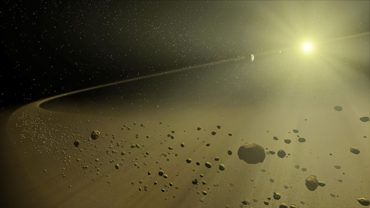Discovery Of Sun-Like Star And Its Planets Could Reveal Planetary System History