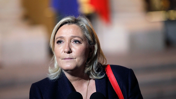 Don't Expect To Be Looked After, Says Marine Le Pen On 'Illegal Immigrants'