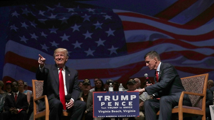 Loose  Cannons, Generals and US Foreign Policy In The Trump Era