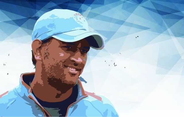 Between Pressure And The Team, Stood Mahendra Singh Dhoni
