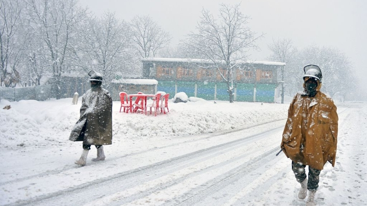 How The Indian Army Battles Extreme Winter Conditions