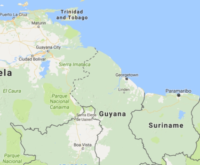Why Trinidad, Guyana And Suriname Should Matter To India