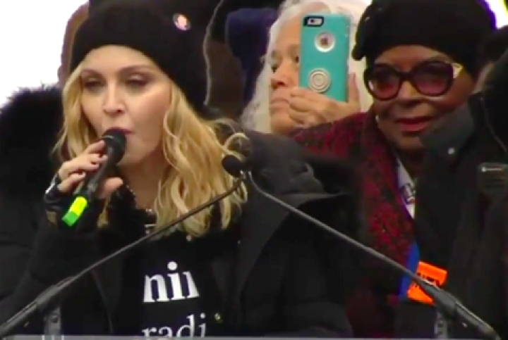 """US Secret Service To Probe Madonna Who Fancied """"Blowing Up The White House"""""""