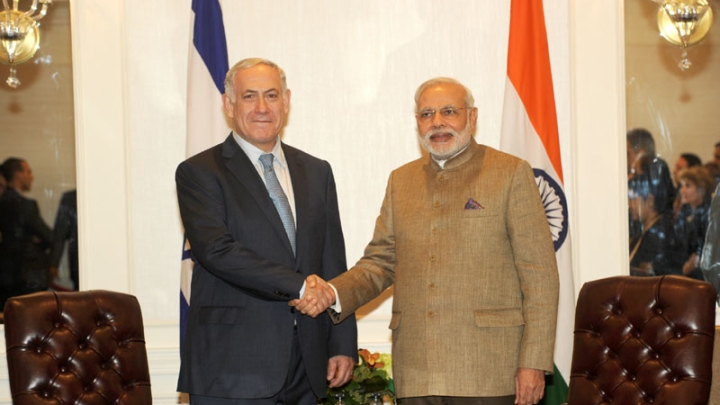 Narendra Modi's  Visit To Israel Is Not As Historic As It Is Made Out To Be