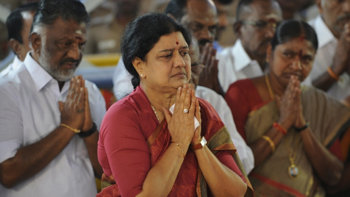 Sasikala Stopped: Quietus To The Turmoil In Tamil Nadu