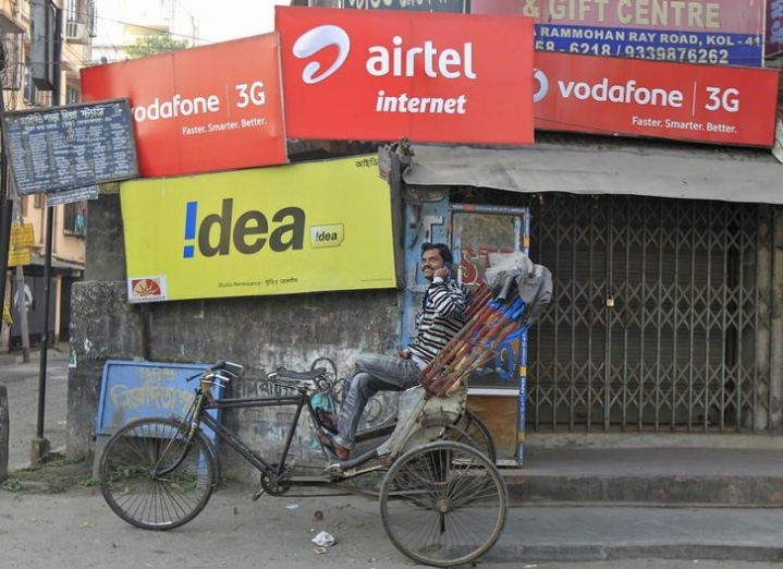 Vodafone, Idea Discuss Possible Merger To Create India's Largest Telco
