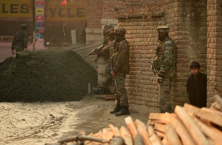 J&K: Eleven Terrorists, Including Two Involved In Army Officer Ummer Fayaz's Killing, Gunned Down