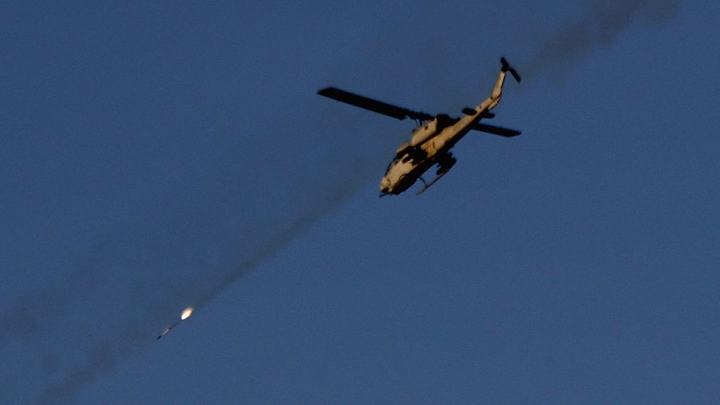Air Strikes Kill 60 Taliban Terrorists in Afghanistan's Helmand Province