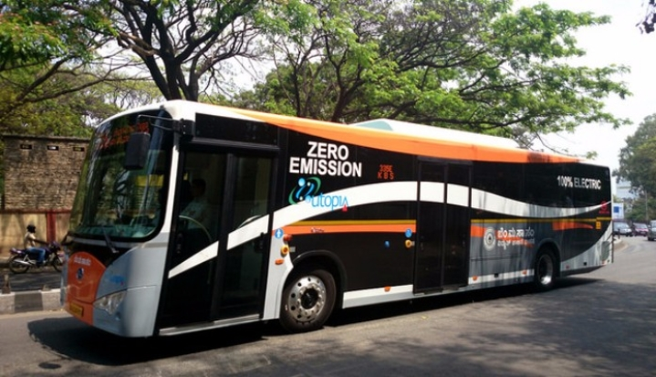 NITI Aayog Plans Sunset Policy For Public Transport To Go Electric