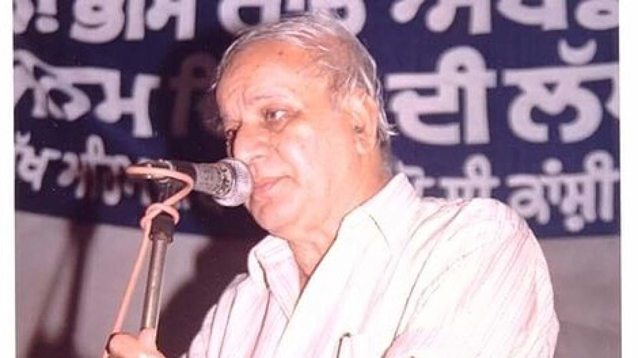 Kanshi Ram (Terabar/Wikimedia Commons)