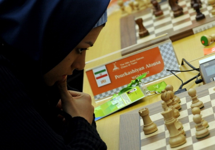 Iran Clamps Down On Chess Champs For Playing Against An Israeli And For Not Wearing Hijab