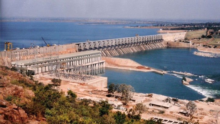 Dams In Karnataka Fill Up Due To Heavy Rains