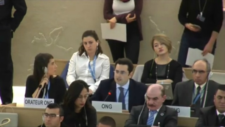 """""""Where Are Your Jews?"""" UN Watch Asks Islamic Countries Rallying Against Israel At the UNHRC"""