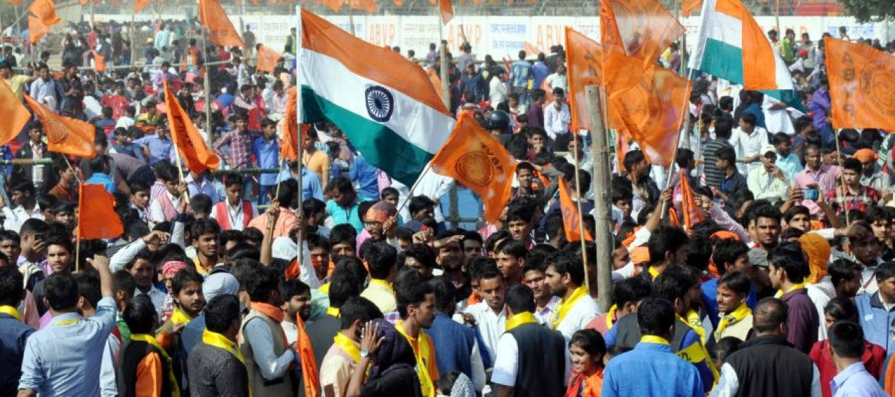Twitter Arbitrarily Suspends ABVP Accounts, Later Restores Them