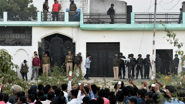 Terrorist Gunned Down In Lucknow: Here's What We Know About The First Islamic State Attack In India