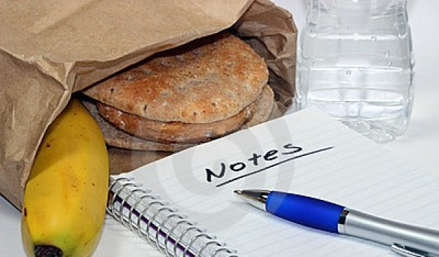 How 'Brown Bag Lunches' Whet Appetite For Leadership Ideas