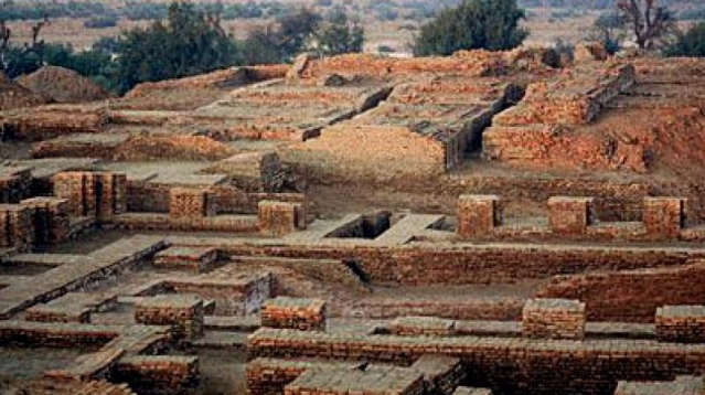 Excavation at Keezhadi