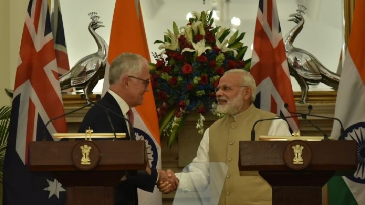 Morning Brief: India-Australia Vow War On Terror; Phased Prohibition In MP; New EVMs Row