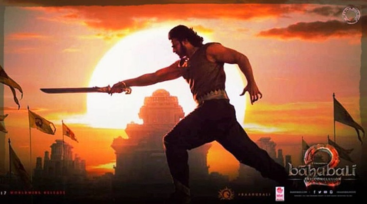 Poster of Baahubali 2.