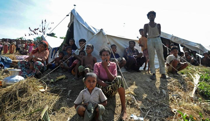 India Intensifies Efforts To Deport Rohingya Muslims