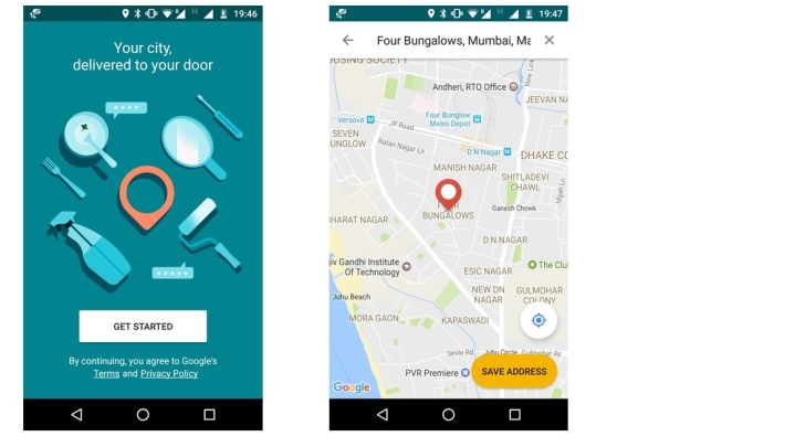 Google Launches Areo, An India-Centric App For Food Delivery And Home Services