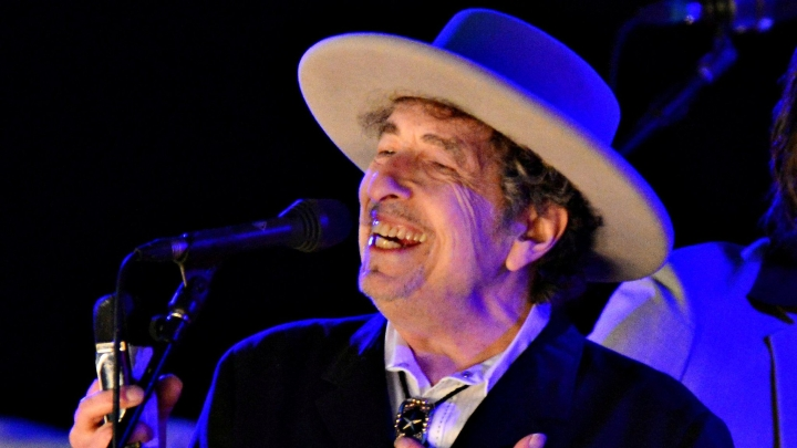 Bob Dylan Finally Accepts Nobel Prize In Literature