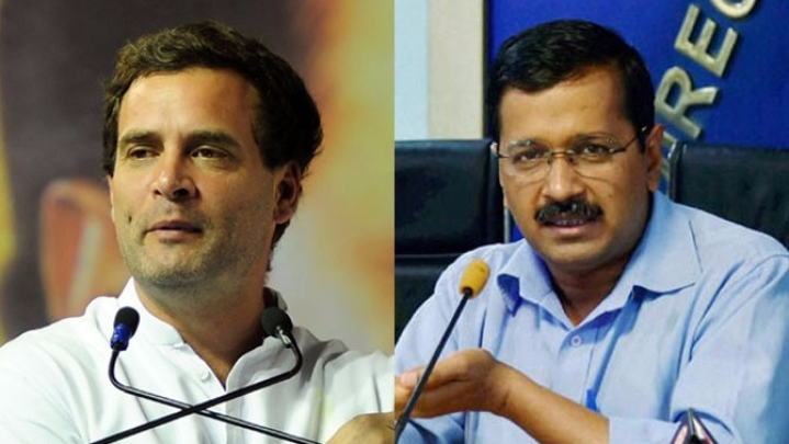Delhi Polls Takeout: AAP, Congress Battling For Same Opposition Space; Rahul-Kejriwal Are Thus Good For BJP