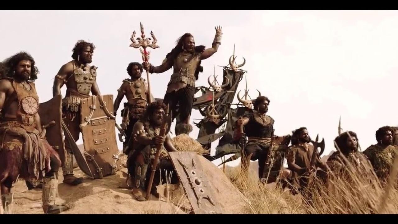 The Kalakeya Tribe of Baahubali (Youtube Screenshot)