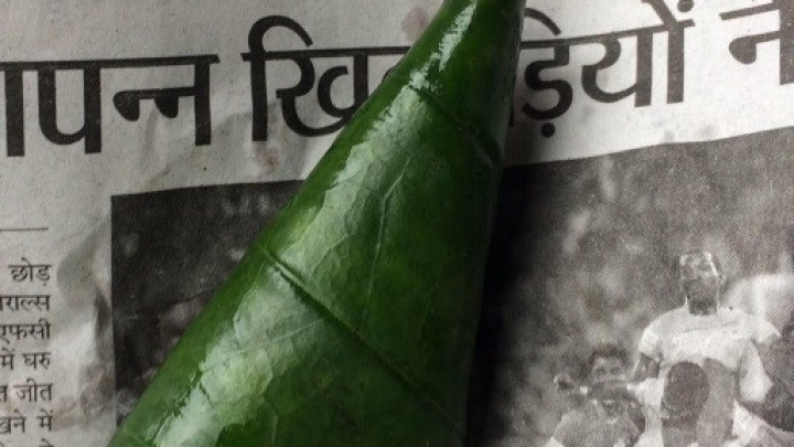 Memories Wrapped Inside A Betel Leaf
