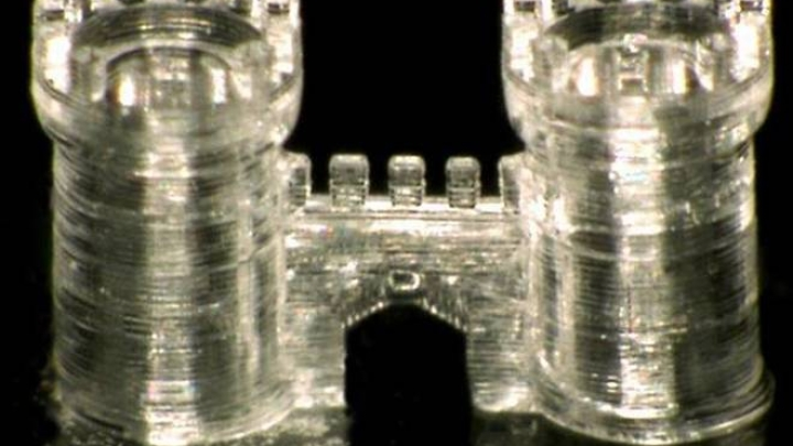 German Scientists Develop 3D Printing Using Glass